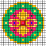 Alpha pattern #61378