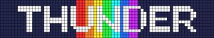 Alpha pattern #61385
