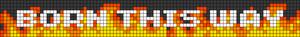 Alpha pattern #61396