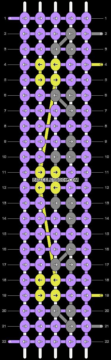 Alpha pattern #61397 pattern
