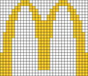 Alpha pattern #61409