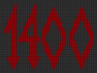 Alpha pattern #61418