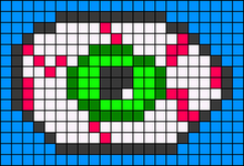 Alpha pattern #61427