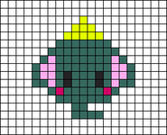 Alpha pattern #61433