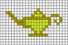 Alpha pattern #61438