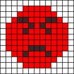 Alpha pattern #61443