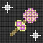 Alpha pattern #61445