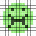 Alpha pattern #61446