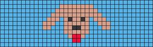 Alpha pattern #61447