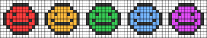 Alpha pattern #61452