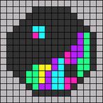 Alpha pattern #61458