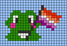 Alpha pattern #61462