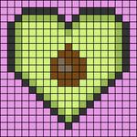 Alpha pattern #61476