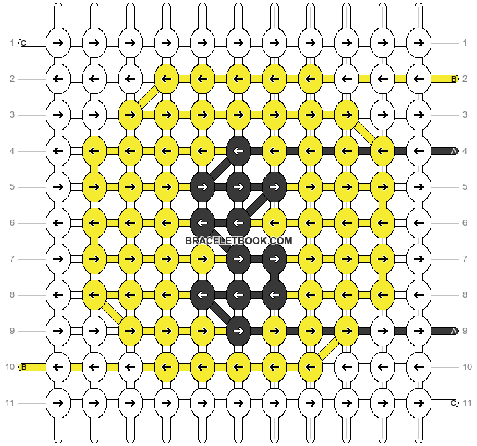 Alpha pattern #61478 pattern