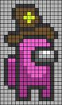 Alpha pattern #61479