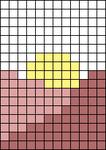 Alpha pattern #61484