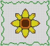 Alpha pattern #61485