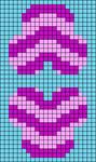 Alpha pattern #61489
