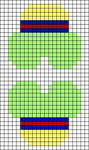 Alpha pattern #61492