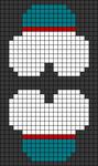 Alpha pattern #61494
