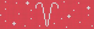 Alpha pattern #61500