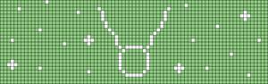 Alpha pattern #61501