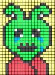 Alpha pattern #61546