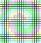 Alpha pattern #61549