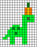 Alpha pattern #61551