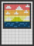 Alpha pattern #61552