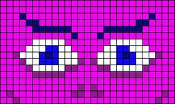 Alpha pattern #61557