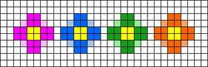 Alpha pattern #61572