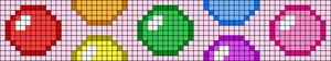 Alpha pattern #61573