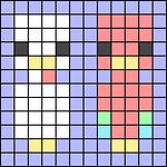 Alpha pattern #61579