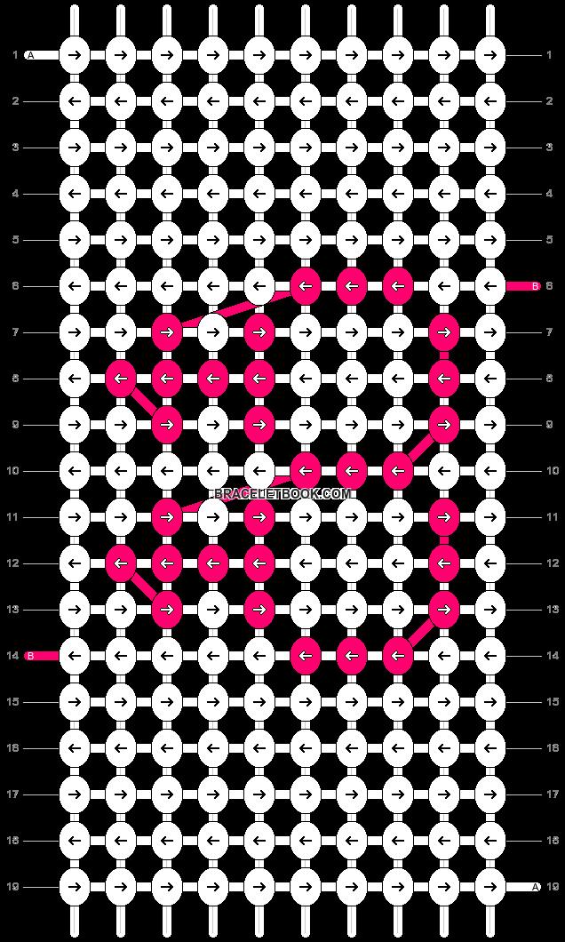 Alpha pattern #61581 pattern