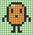 Alpha pattern #61586