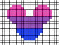 Alpha pattern #61594