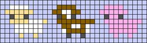 Alpha pattern #61601