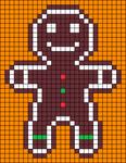 Alpha pattern #61608