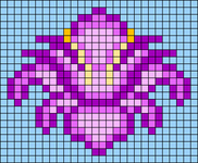 Alpha pattern #61615