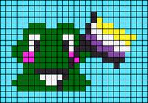 Alpha pattern #61625