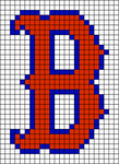Alpha pattern #61626