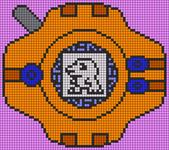 Alpha pattern #61628