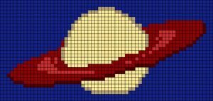 Alpha pattern #61630
