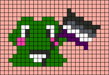 Alpha pattern #61631
