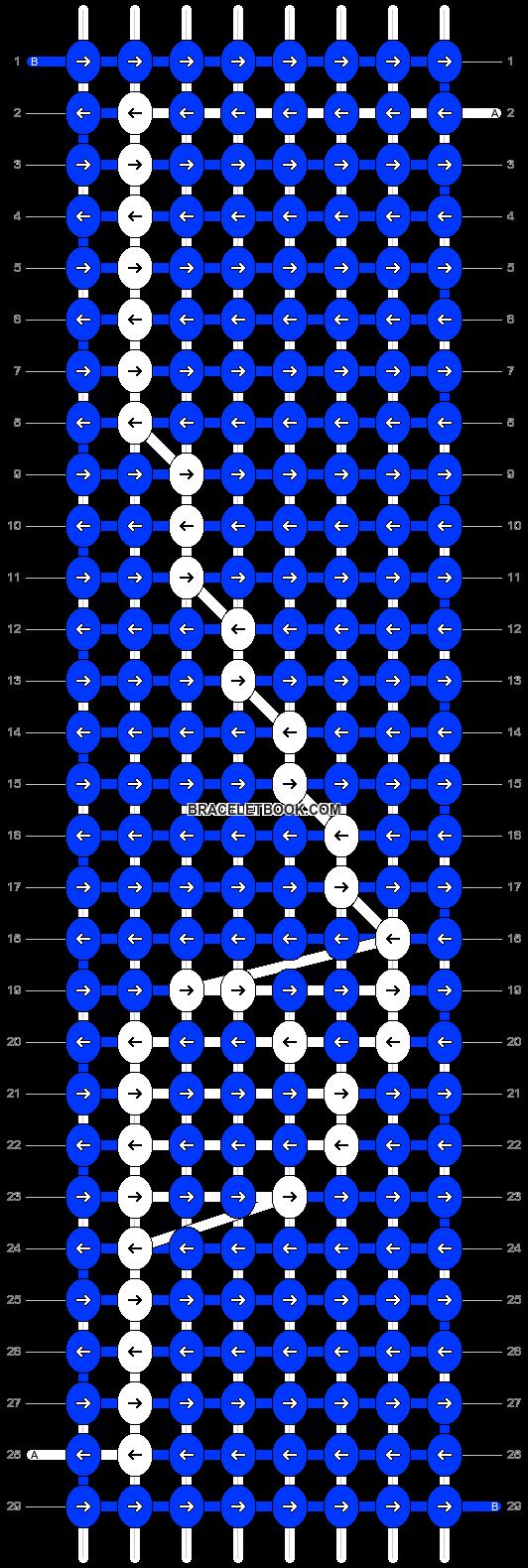 Alpha pattern #61636 pattern