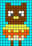 Alpha pattern #61654