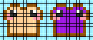 Alpha pattern #61668