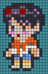 Alpha pattern #61674
