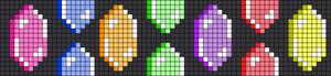 Alpha pattern #61676
